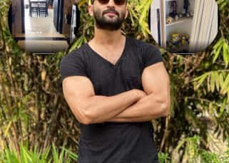 Kuch Rang Pyaar Ke Aise Bhi 3 actor Shaheer Sheikh gives a tour of his abode and it includes figurines of Minions, Iron Man, Thor and more – watch video