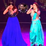 Sidharth Shukla can't take his eyes off Shehnaaz Gill as he moves towards Ghagra with Madhuri Dixit in Dance Deewane 3 - watch video