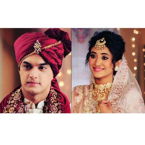 FINALLY, Kartik weds Sirat