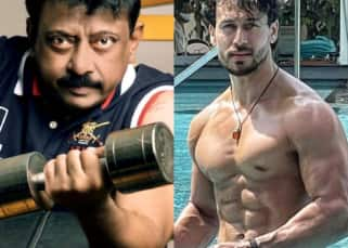 Tiger Shroff's reaction to Ram Gopal Varma's 'bikini babe' comment deserves your attention