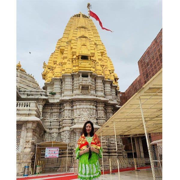 Pre-Vedic temple