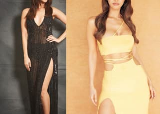 5 times Bell Bottom star Vaani Kapoor rocked thigh-high slit dresses and flaunted her long legs with panache