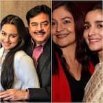 Sonakshi Sinha is the daughter of Reena Roy, Alia Bhatt is the daughter of Pooja Bhatt, AbRam is Shah Rukh Khan and the son of Priyanka Chopra: strange rumors that shook Bollywood
