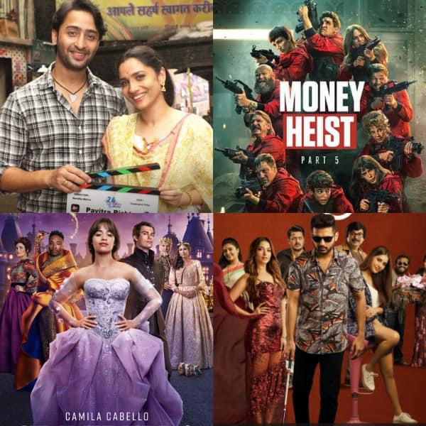 Money Heist Part 5, Pavitra Rishta 2.0, Helmet, Tuck Jagdish and more