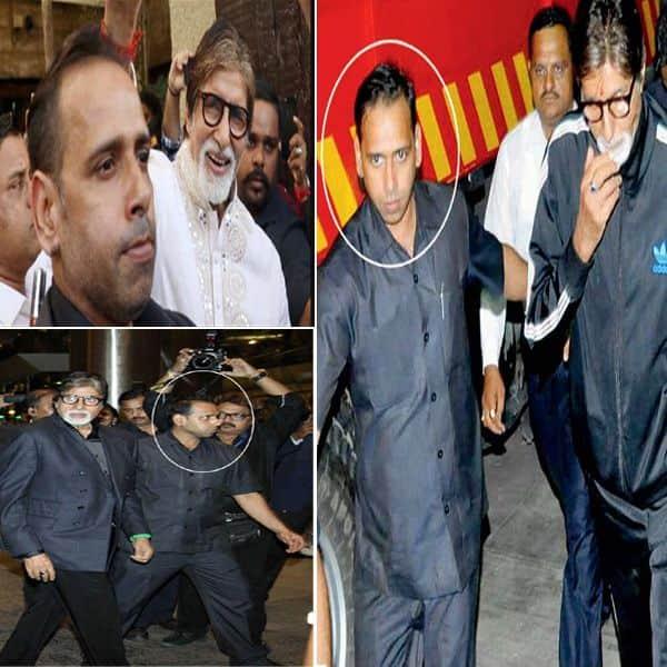 ये हैं अमिताभ बच्चन के बॉडीगार्ड