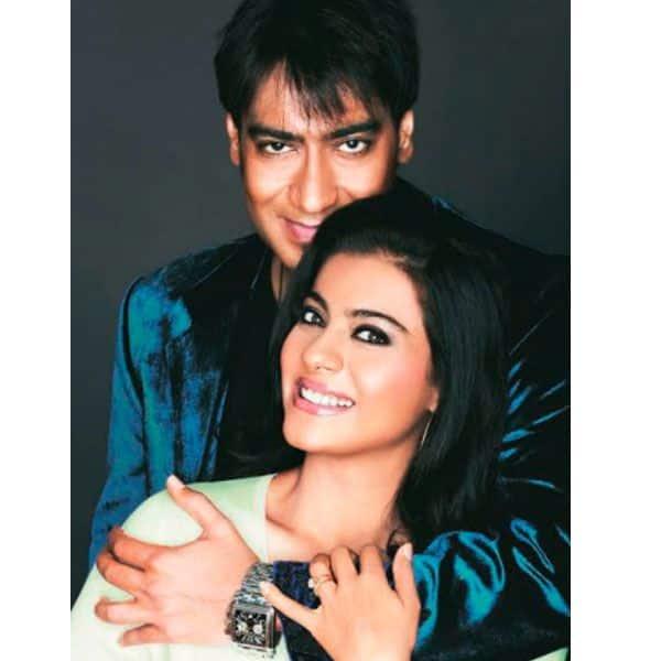काजोल के 'बसपन' का प्यार हैं अजय देवगन