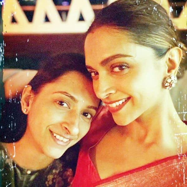दीपिका पादुकोण और अनीशा पादुकोण (Deepika Padukone-Anisha Padukone)