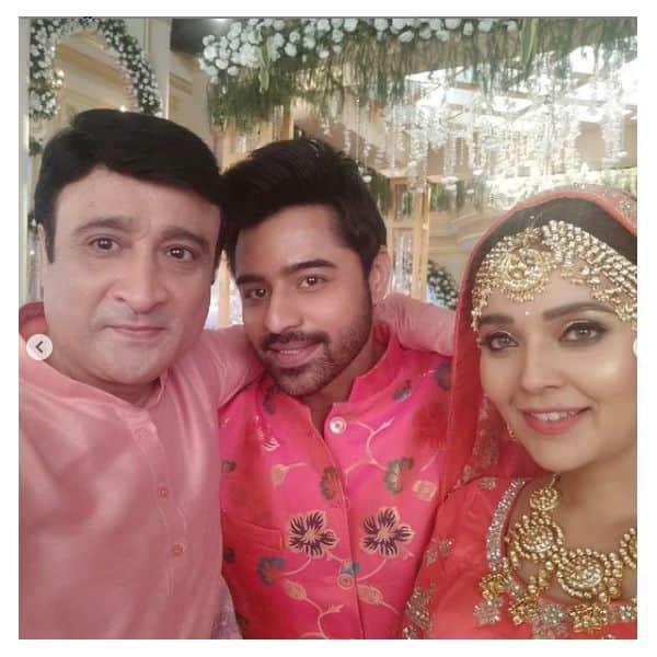 रजत (Giriraj Kabra) को होने वाली दुल्हन सोनाक्षी (Mansi Srivastava) ने दिखाया टशन