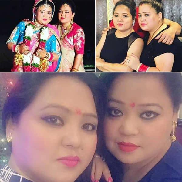 अपनी बहन पिंकी सिंह (Pinky Singh) की कार्बन कॉपी हैं डांस दिवाने 3 (Dance Deewane 3) स्टार भारती सिंह (Bharti Singh)