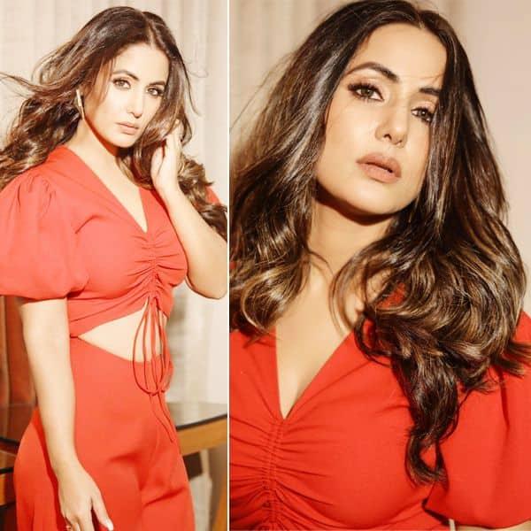 Hina Khan sets the internet on fire