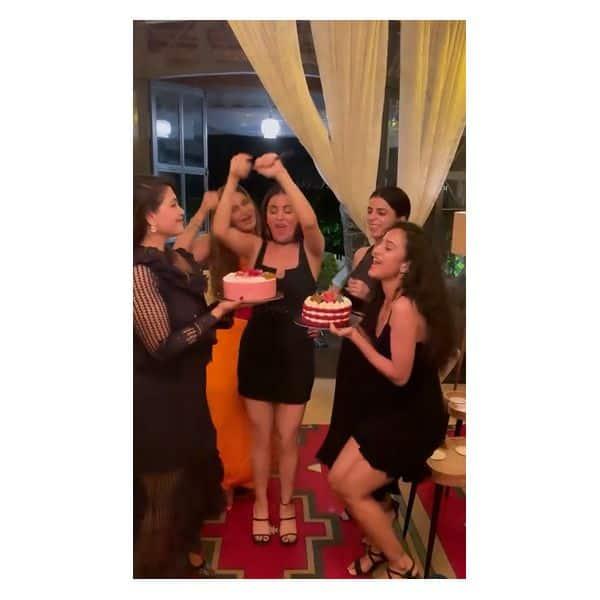श्रद्धा आर्या (Shraddha Arya) ने की है जन्मदिन की खास तैयारी