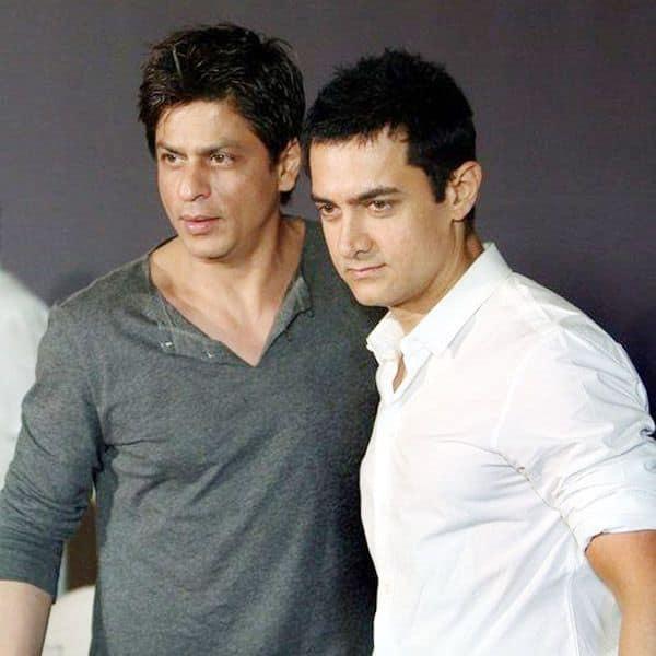 शाहरुख खान और आमिर खान (Shah Rukh Khan and Aamir Khan)