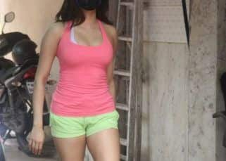Janhvi Kapoor hitting the gym will inspire you to stay fit – view pics