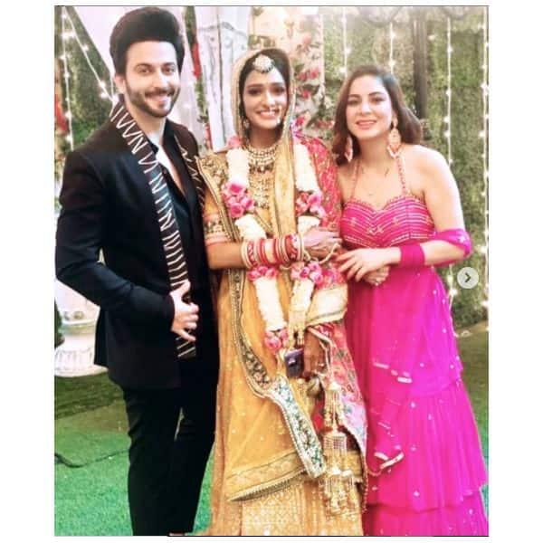 अपने फायदे के लिए लक्ष्मी (Aishwarya Khare) से शादी कर रहा है ऋषि ओबेरॉय (Rohit Suchanti)