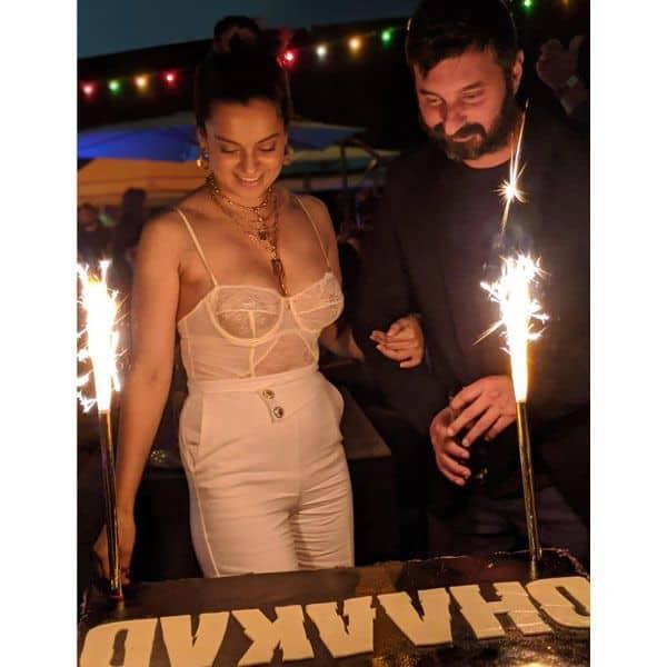 Cake-cutting time