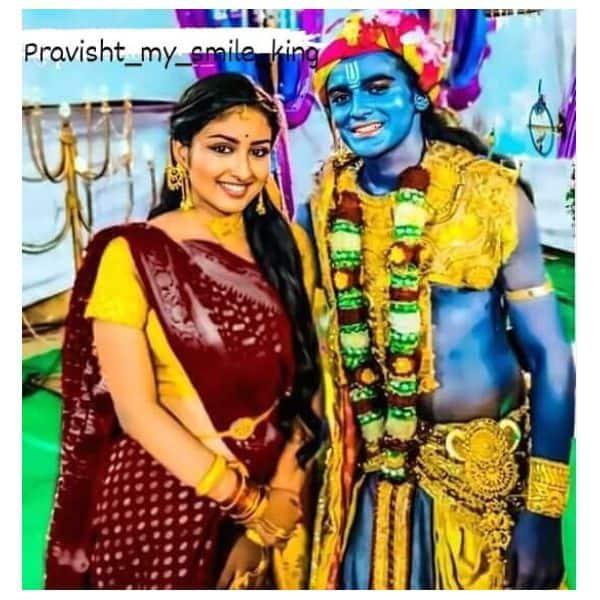 अनिरुद्ध (Pravisht Mishra) की राधा बनेगी बोंदिता (Anchal Sahu)