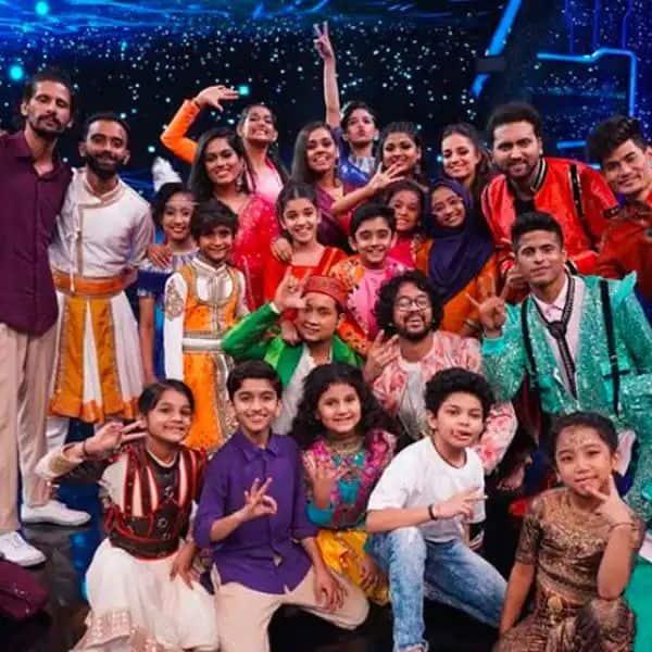 सुपर डांसर 4 (Super Dancer Chapter 4) की टीम के साथ  इंडियन आइडल 12 (Indian Idol 12) के सितारों ने मचाया धमाल