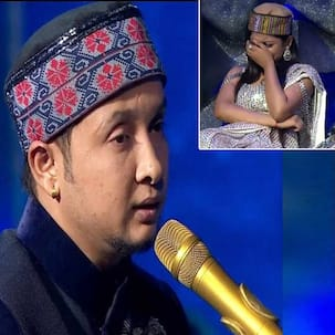 Indian Idol 12 फिनाले से ऐन पहले Pawandeep Rajan ने गाया ऐसा गाना, रोते-रोते बेसुध हो गईं Arunita Kanjilal