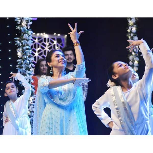 Anupamaa's performance