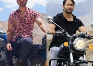Beware! Shaheer Sheikh's charming looks in these BTS pics from music video Mera Dil Bhi Kitna Pagal Hai will make you fall madly for him