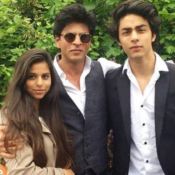 When Shah Rukh Khan revealed Aryan Khan CANNOT roam shirtless at home for THIS reason