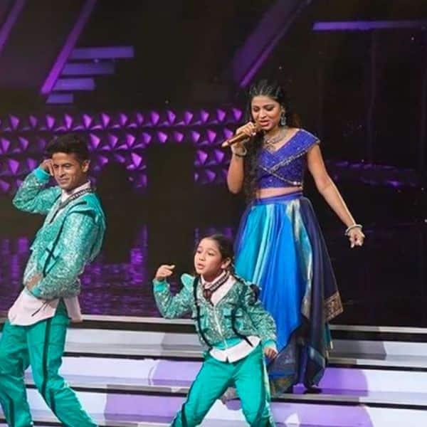 अरुणिता कांजीलाल (Arunita Kanjilal) ने चलाया अपनी आवाज का जादू