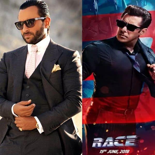 सैफ अली खान (Saif Ali Khan) - रेस 3