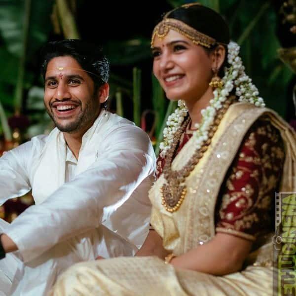 सामंथा ने अपनी शादी में भी पहनी थी सिल्क साड़ी