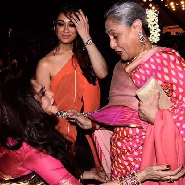 जया बच्चन- रेखा (Jaya Bachchan-Rekha)