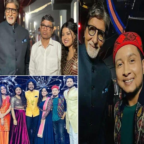 केबीसी 13 (KBC 13) के सेट पर पहुंचे इंडियन आइडल 12 (Indian Idol 12) के फाइनलिस्ट