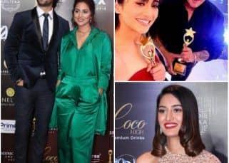 Iconic Gold Awards में TV सितारों ने सजाई महफिल, Shivangi Joshi ने झटके इतने अवॉर्ड्स