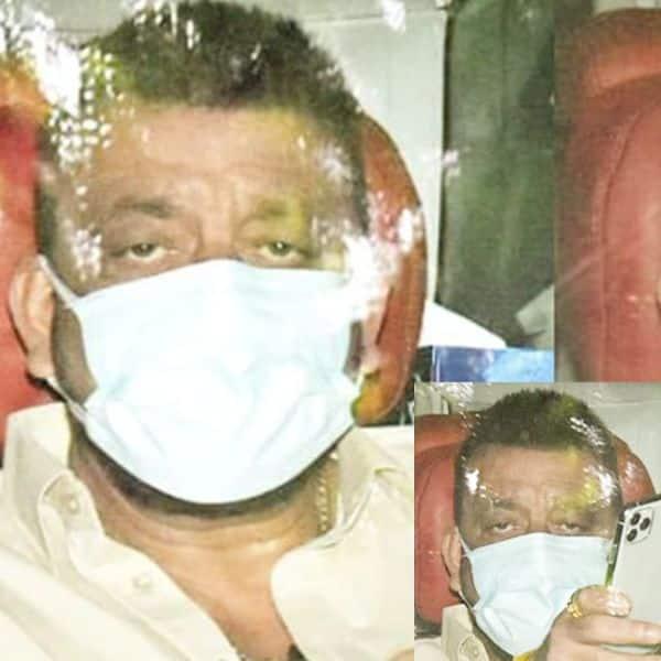 संजय दत्त (Sanjay Dutt) ने बंधाया ढाढस