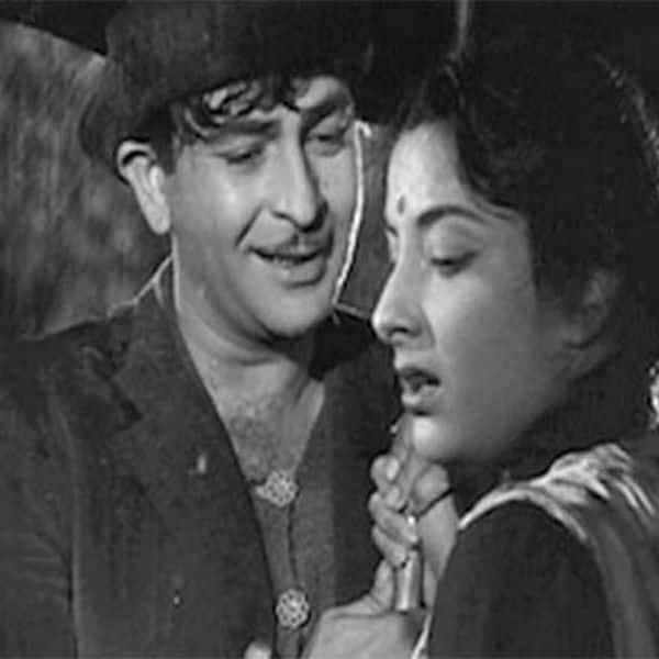 Raj Kapoor-Nargis