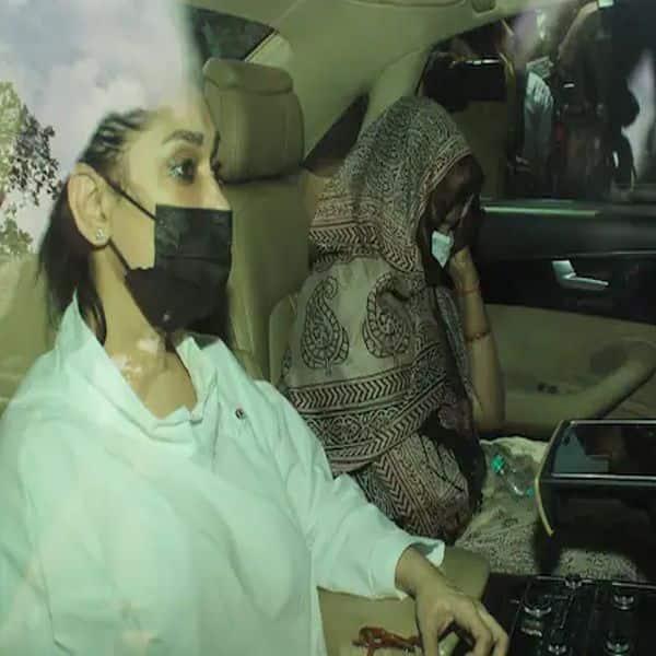 रोती नजर आईं मां रीता शुक्ला