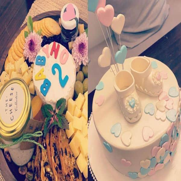 मंगवाया गया था ये स्पेशल केक