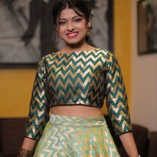 अरुणिता कांजीलाल (Arunita Kanjilal) ले लुक पर फैंस फिदा