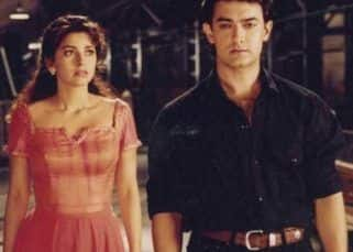 Throwback: When Aamir Khan and Juhi Chawla fought on the sets of Ishq over a 'small' issue and didn't speak to each other for 7 long years