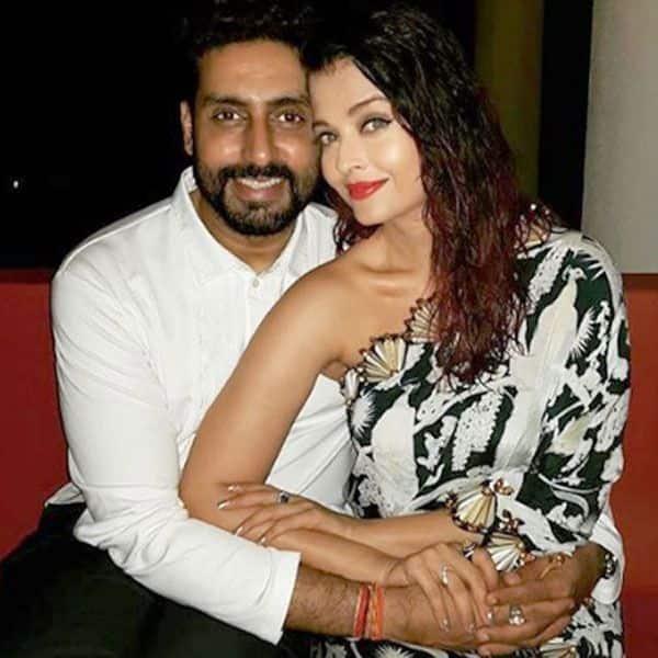 अभिषेक बच्चन और ऐश्वर्या राय बच्चन (Abhishek Bachchan and Aishwarya Rai Bachchan)
