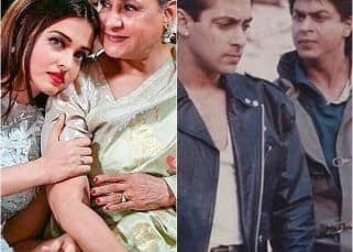 Throwback Thursday: Jaya Bachchan once wanted to slap Shah Rukh Khan for dragging Aishwarya Rai Bachchan in his fight with Salman Khan