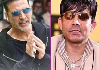 KRK ने खोली Akshay Kumar की पोल, कैनेडियन एक्टर बताते हुए कहा 'हम जिसके पीछे पड़ जाते हैं...'
