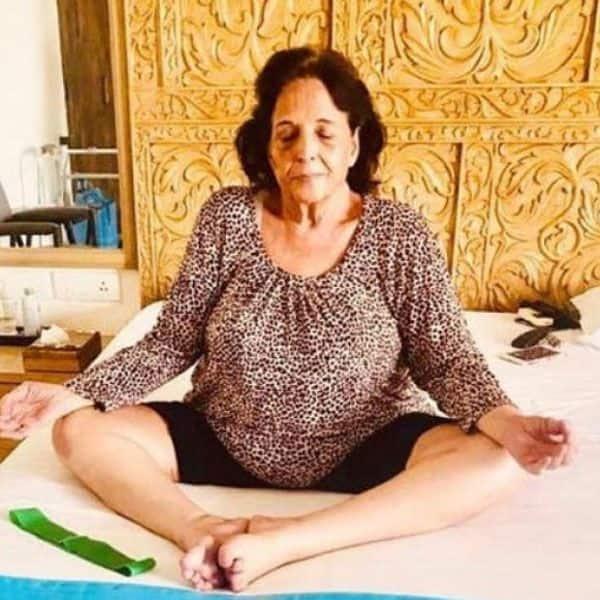 फिटनेस फ्रीक थी अक्षय कुमार की मां