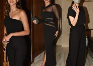 Malaika Arora, Ananya Panday, Karisma Kapoor and others make heads turn at Manish Malhotra's house party