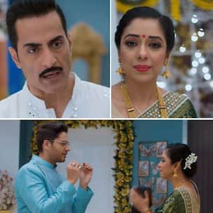 Anupamaa, Imlie, Ghum Hai Kisikey Pyaar Meiin - Watch out for these exciting twists in your fave shows tonight