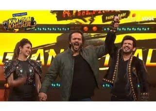 Khatron Ke Khiladi 11: Arjun Bijlani or Divyanka Tripathi – who performed the grand finale stunt better? Vote now