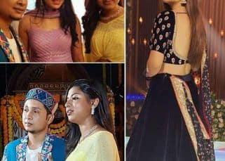 Bade Achhe Lagte Hain 2 के सेट से आईं Pawandeep Rajan और Arunita Kanjilal की फोटोज, शो में आएगा ये ट्विस्ट