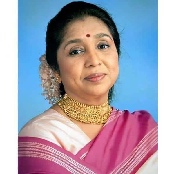 आशा भोंसले (Asha Bhosle)