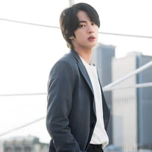 BTS: You won't believe the first thing Jin did after taking the 14 hour long flight from Korea to New York for UNGA