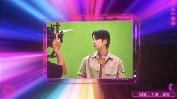 Jin being magic