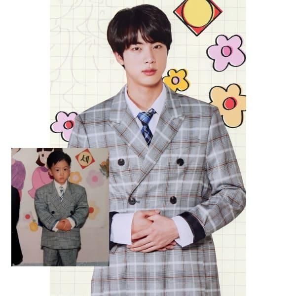 BTS' Jin aka Kim Seokjin