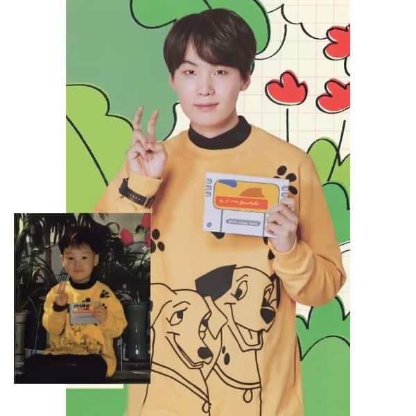 BTS' Suga aka Min Yoongi
